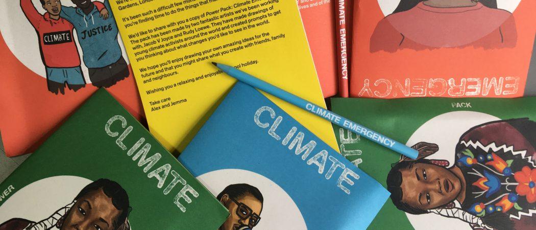 Serpentine Galleries - Power Pack: Climate Emergency